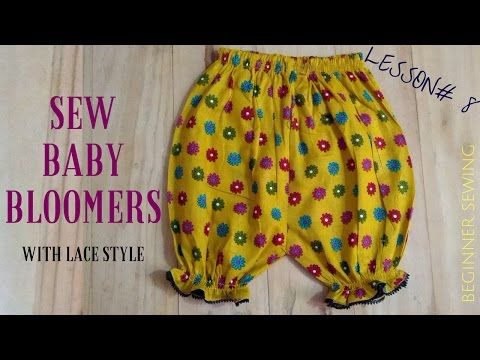 Bloomers lesson