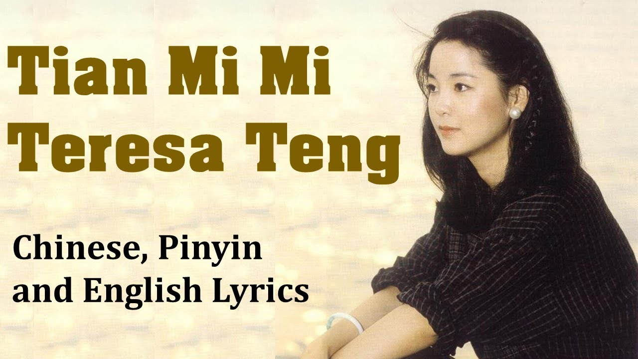Most popular chinese songs of all time