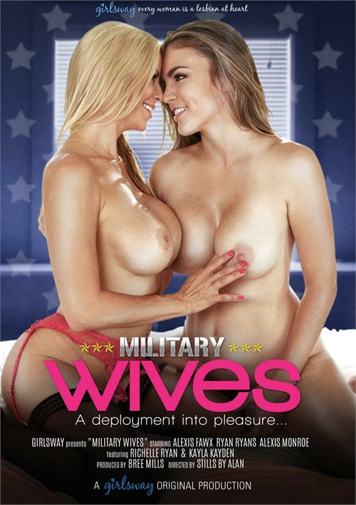 Military wives sex videos