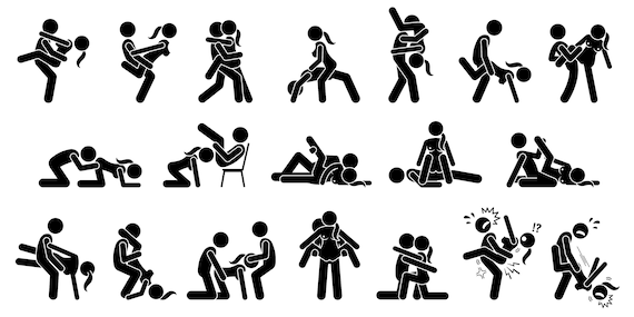 Pictures of fucking positions