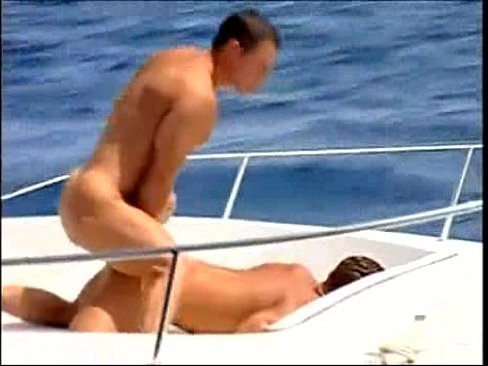 Sex on a boat pics