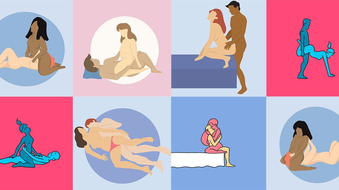 What a womens favorite sex position